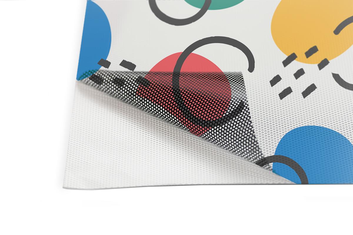 microforato adesivo