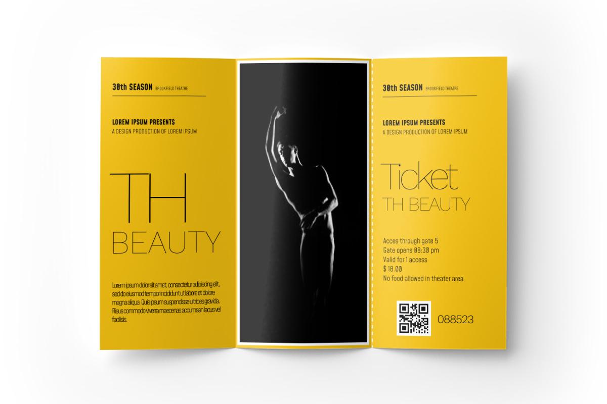 Stampa brochure 3 ante e strappo agevolato