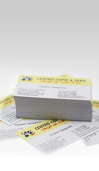 Biglietti-Cartoline biglietti da visita